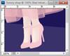 🍒 Red Velvet shoes