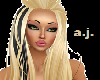 Black-Blond fashion *AJ*