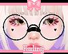 🎀 Glasses black