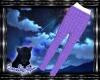 QSJ-Purple Kids Pants
