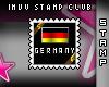 [V4NY] Stamp Germany