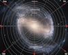 Galaxy Star Chart  Map