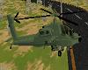 Hélicoptère Apache...