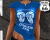 SD Dodger Girl Tee