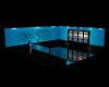 (tess) simple room blue