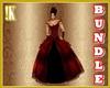 Garnet BR Gown Bundle