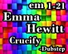EMMA HEWITT-Crucify -mix