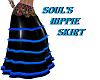SOUL'S/HIPPIE/SKIRT