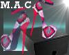 (MAC) Chanell Aztec Shoe