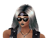 Hair GrayBlack Lizzy 9