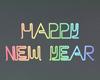 """""""SAV"""" NEW YEAR NEON"""
