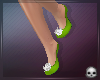 [T69Q] Tinkerbell Shoes