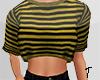 T-Yellow shirt striped