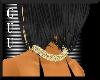 [TGUU] golden necklace