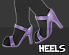 S| Paw Heels Lilac