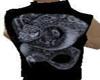 Vampiric Snake Mock Vest