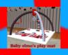 Baby elmo's play mat