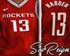 Rockets Harden Jersey
