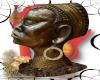 Africa head Art