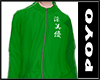 Gym top-Green