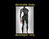 Derivable body perfect