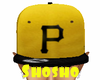 *Sho*Black n Yellow Hat