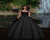 black gown with spikes