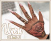 💄Rose Hand Tattoo💄