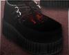в | Blood Shoes