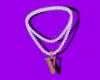 vlone necklace