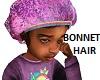 kids & Mom Bonnet Hair