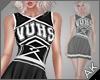 ~AK~ Varsity Uni: Black
