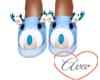 Female Deer Blue