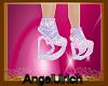 ~*Glitter Boots Pink*~