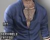 [V0] Tattoo + Open Shirt