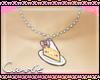 pound cake necklace