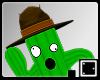 ` Cactus Ranger Hat