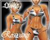 Bodysuit B/W XXXL