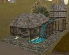 Animated Water mill
