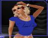 {DS}Team Onyx T Blu/Whit