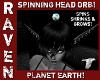 PLANET EARTH HEAD ORB!