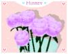 ♡ Purple rose