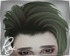 Marsh Green Wisp Hair