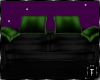 ⛧ Goth Kiwi sofa