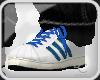 !LC™ Curvez Kickz Blue