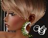 [VS] Kita Lime Earrings