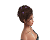 Brown Wedding Hair