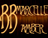 *BB* MARCELLE - Amber