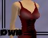 deep red w/heels