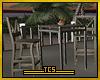Tropicano bistro chairs